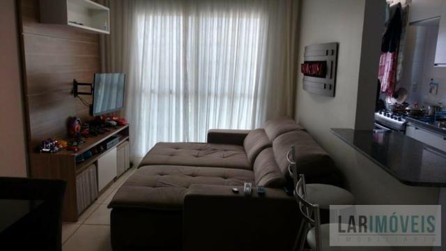 Lindo apartamento de 3 quartos com suíte em Morada de Laranjeiras - Foto 2