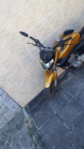Vendo ou troco cb 300 2010 - Foto 5