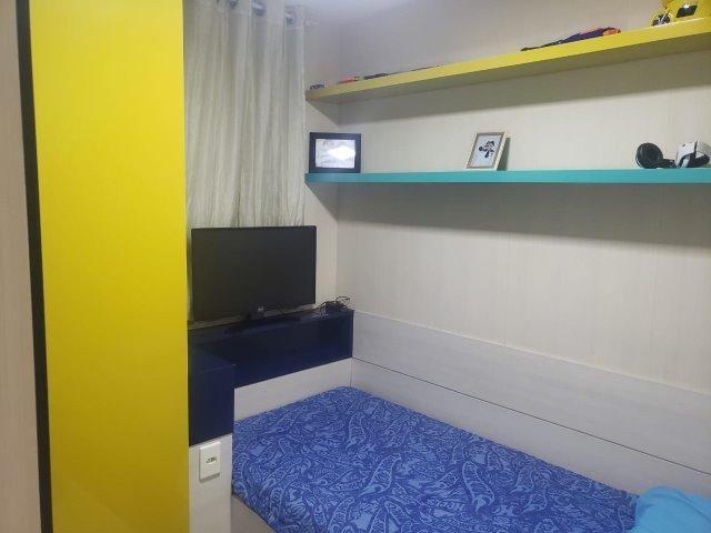 Excelente apartamento no condomínio San Gabriel em Messejana - Foto 11