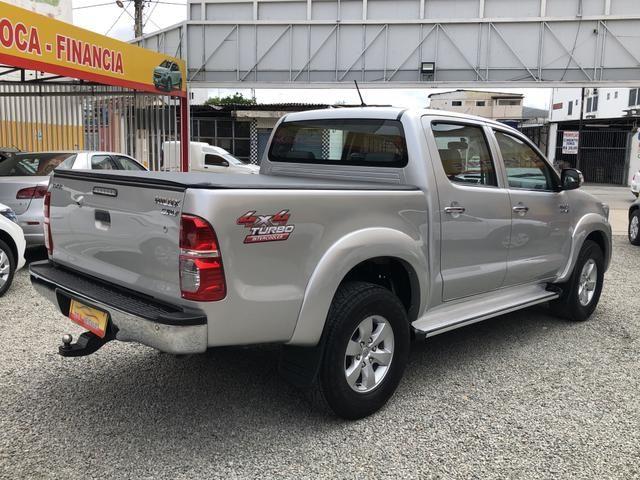 Toyota Hilux SRV 3.0 Diesel 2012-2013 - Foto 6