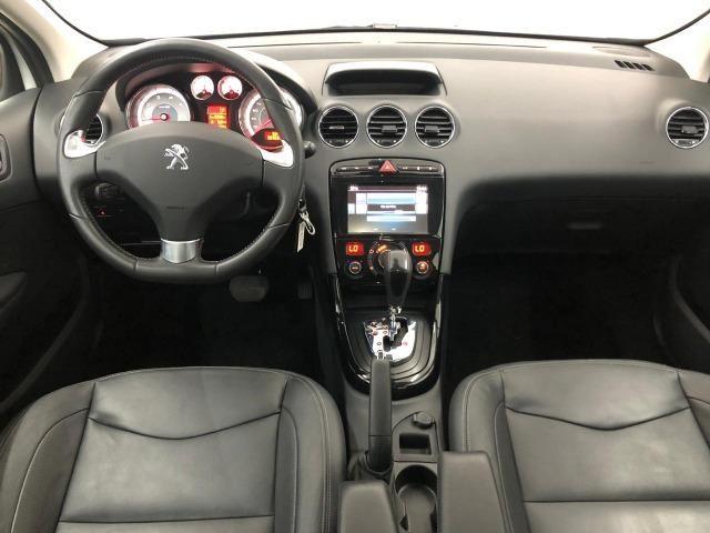 Peugeot 408 Griffe 1.6 Turbo / 2017 - Foto 9