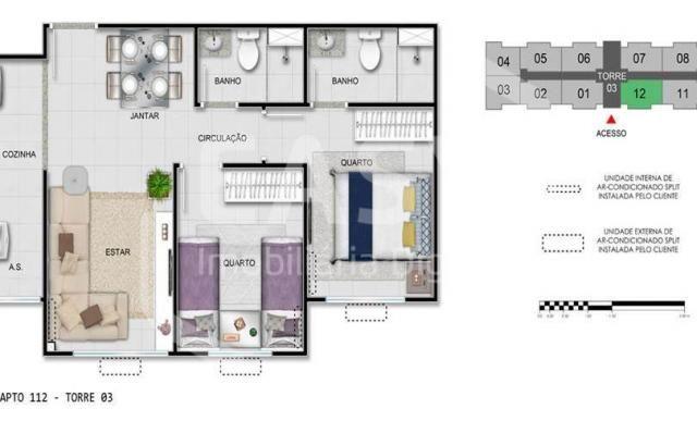 Apartamento à venda com 2 dormitórios em Encantado, Rio de janeiro cod:PTR042AA - Foto 15