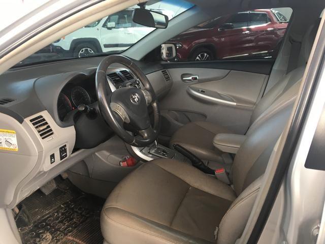 Toyota Corolla Xei AT 2011/12 na SA Veículos! - Foto 9
