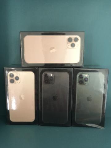 IPhone 11 pro 256 Gb novo lacrado - 1 ano de garantia Apple