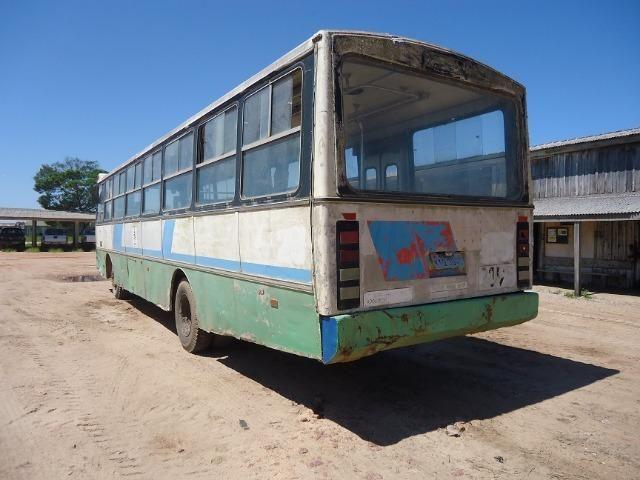 Ônibus M. Benz OF 1318 ano fab./mod 1991 - Foto 6