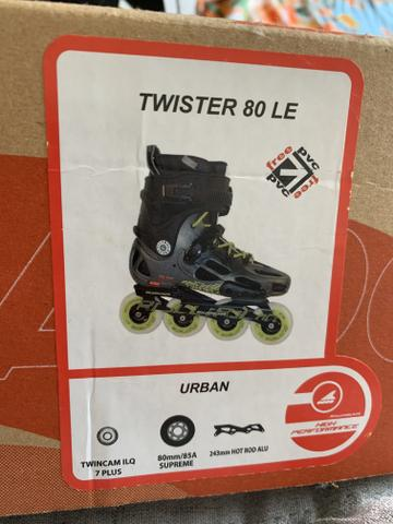 Patins Rollerblade Twister 80 LE - Foto 6