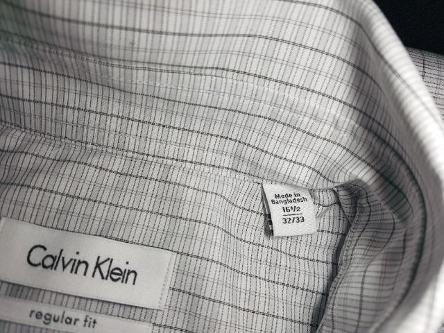 Camisa Calvin Klein Linda - Roupas e calçados - Vila Moraes, São ... 1ffaf45df2