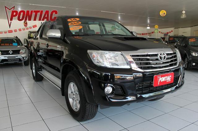 Toyota Hilux Diesel CD Srv 4X4 3.0 2014 - Foto 3