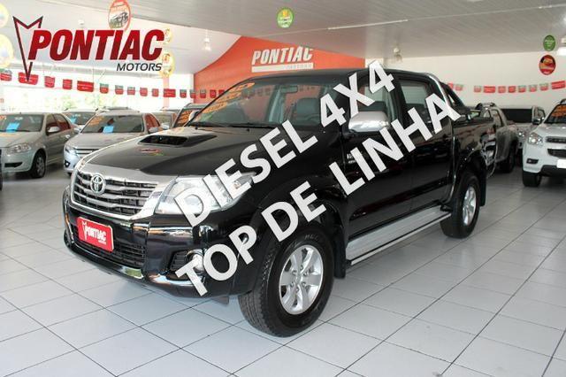 Toyota Hilux Diesel CD Srv 4X4 3.0 2014