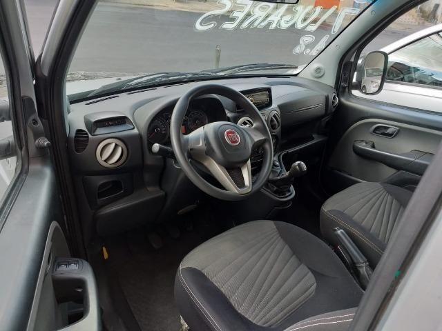 Fiat Doblo Essence 1.8 7 Lugares Com Baixa KM - Foto 5