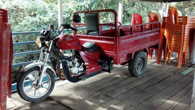Vende-se triciclo de carga