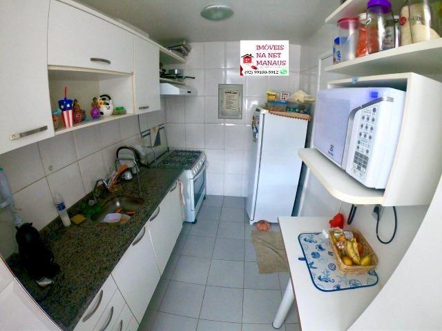 Eliza Miranda 3 quartos, Apartamento 100% Mobiliado - Foto 4