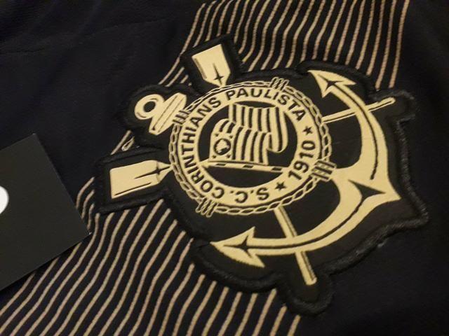 Camiseta Corinthians III - Ayrton Senna - Nova ( M e G ) - Roupas e ... 7c7979bbdd680