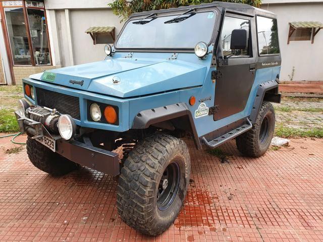 Engesa FII jeep 4x4 - Foto 4