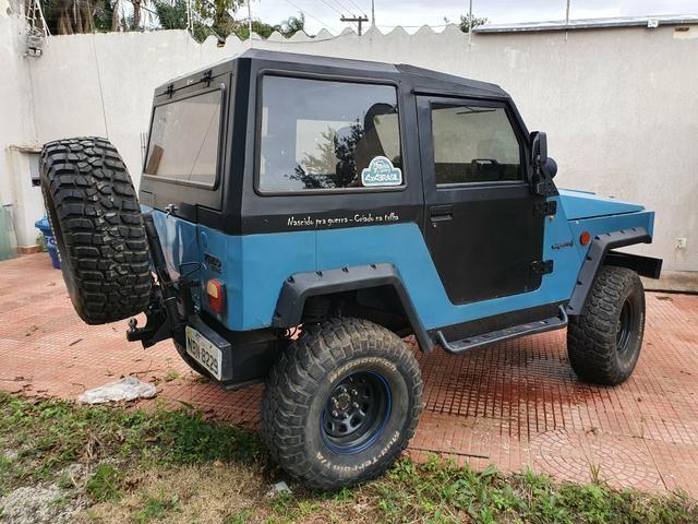 Engesa FII jeep 4x4 - Foto 3