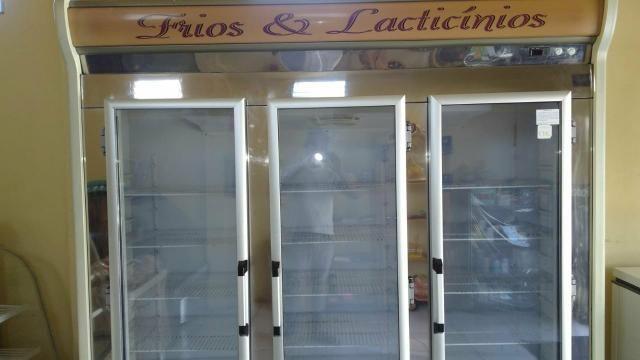 Vendo maquinário completo de padaria