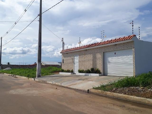Nova Manaus na Manoel Urbano construa sua casa sem burocracia com uma pequena entrada