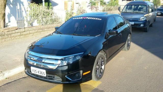 Fusion V6 AWD