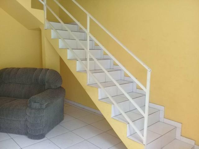 Imobiliária Nova Aliança!!!! Duplex com 2 Quartos 2 Banheiros na Rua Paraná em Muriqui - Foto 8