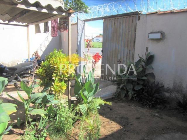 Casa com 04 kitnets, mansões paraíso - aparecida de goiânia/go - Foto 12
