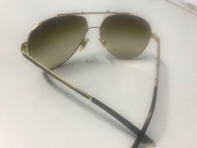 e5a1c396a Oculos de sol Dolce Gabbana modelo aviador nunca usado - Bijouterias ...