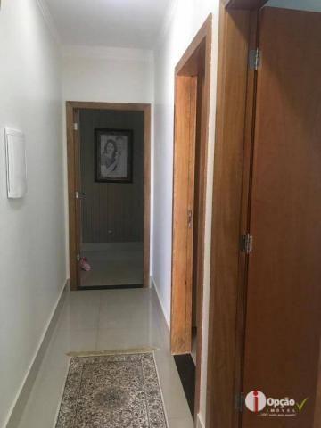 Casa com 3 dormitórios à venda, 234 m² por r$ 550.000,00 - residencial portal do cerrado - - Foto 11