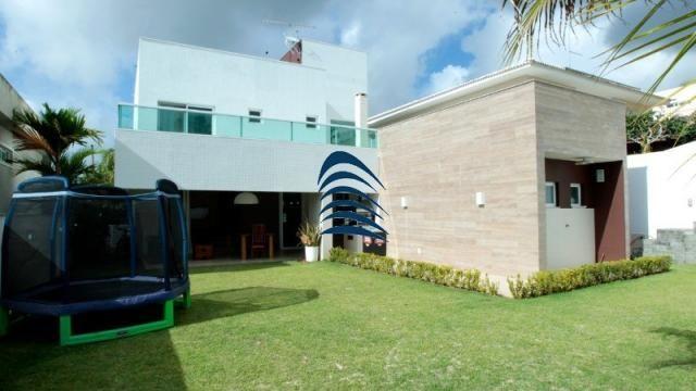 Casa à venda com 4 dormitórios em Alphaville ii, Salvador cod:AD4566G - Foto 3