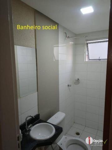 Apartamento à venda, 58 m² por r$ 120.000,00 - jardim suíço - anápolis/go - Foto 5