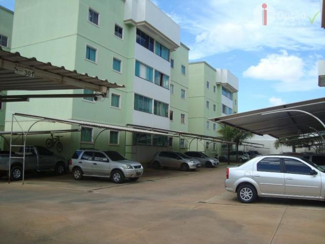 Apartamento residencial à venda, vila jaiara, anápolis. - Foto 13