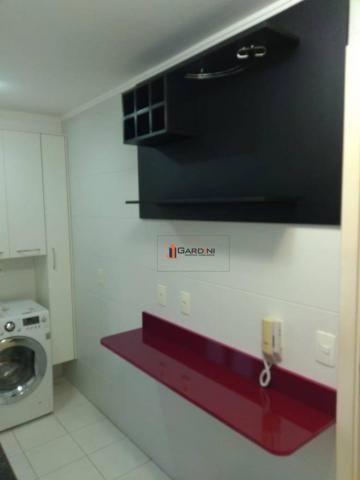 Nova Mogi I - Apartamento com 2 dormitórios à venda, 58 m² por R$ 265.000 - Mogi Moderno - - Foto 16