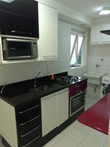 Nova Mogi I - Apartamento com 2 dormitórios à venda, 58 m² por R$ 265.000 - Mogi Moderno - - Foto 19