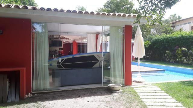 Maravilhosa Casa 4 Suítes Porteira Fechada Quintas de Sauípe - Foto 7