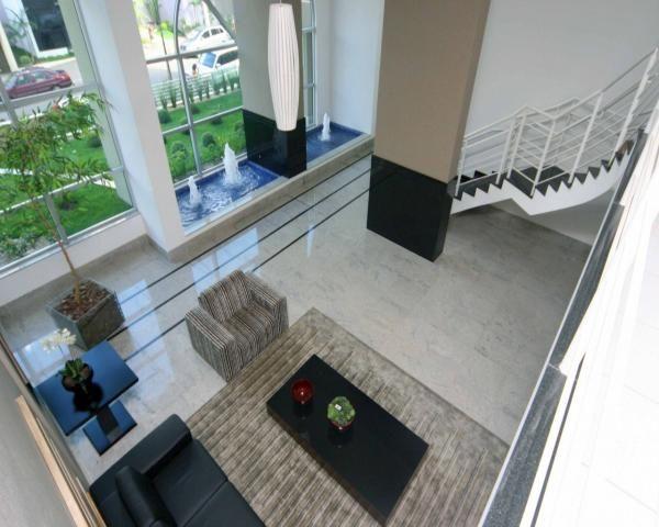 Apartamento com 4 quartos com 4 suítes - vista livre e sol da manha - Foto 4
