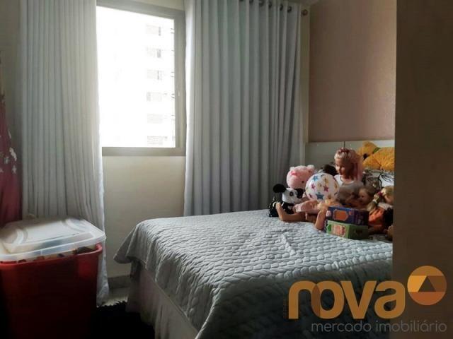Apartamento à venda com 3 dormitórios em Setor bueno, Goiânia cod:NOV235797 - Foto 16