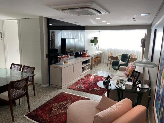 Apartamento com 3 dormitórios à venda, 146 m² por R$ 620.000 - Aldeota - Fortaleza/CE - Foto 4