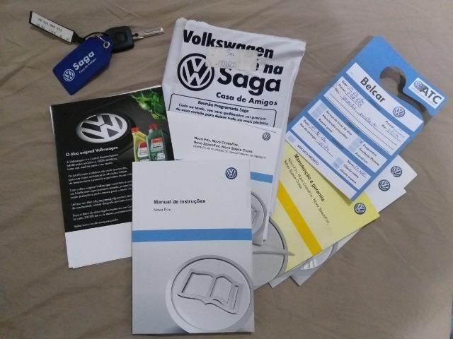 VW Fox Comfortline 1.6 Branco Impecável! - Foto 19