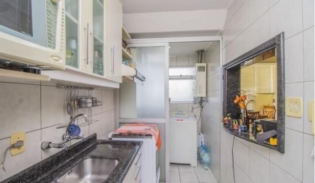 Apartamento à venda com 2 dormitórios em São sebastião, Porto alegre cod:9919522 - Foto 13
