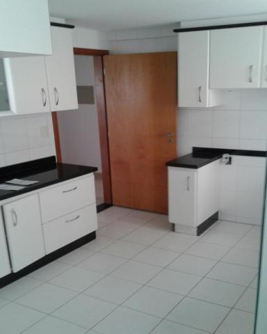 Apartamento com 4 quartos com 4 suítes - vista livre e sol da manha - Foto 20