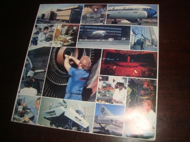 Varig, Lp, Picture Disc comemorativo - Foto 4