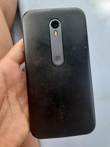 Moto g3 com detalhes mas funciona perfeitamente  - Foto 3
