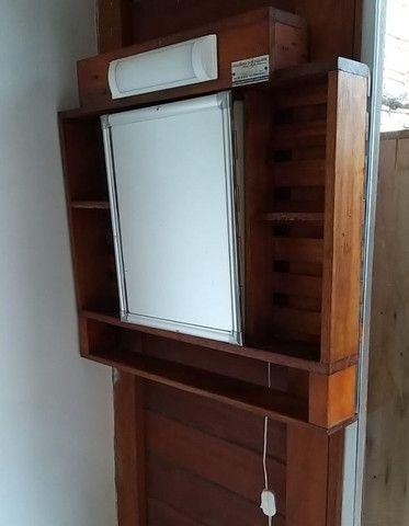 Armário rústico para banheiro - Foto 2