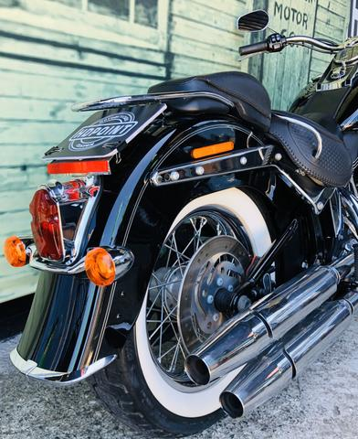 Harley Davidson Deluxe c/abs - Foto 4