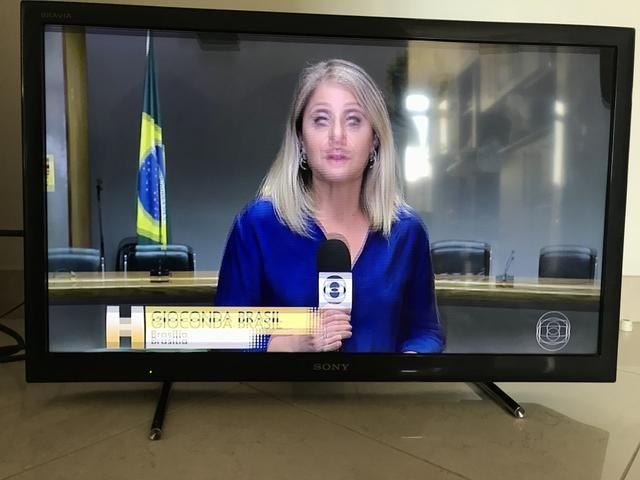 Smart Tv Sony 32 COM DEFEITO - Foto 5