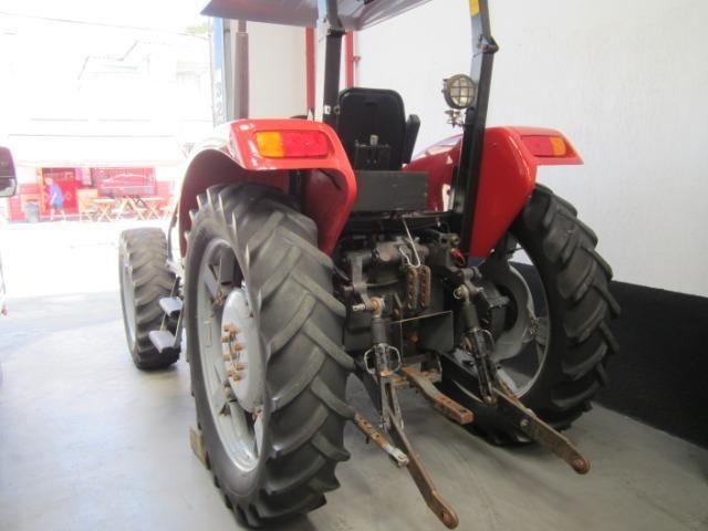 Trator agrale 5075- 4 ano 2011 4x4 com apenas 2500 horas de uso novissimo