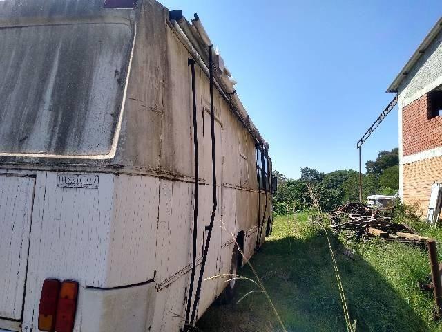 Ônibus motorhome motor-casa rodeio aceito trocas - Foto 14