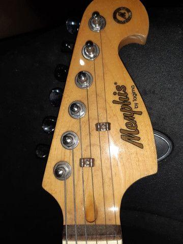 Troco Guitarras Memphis By Tagima - Foto 2