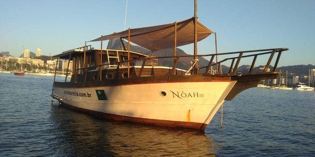 Barco Traineira 34 pés - Foto 13
