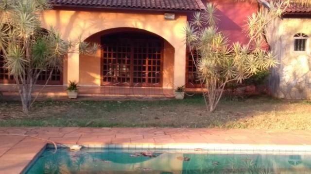 Chácara à venda com 5 dormitórios em Itanhangá, Ribeirão preto cod:V9795 - Foto 4