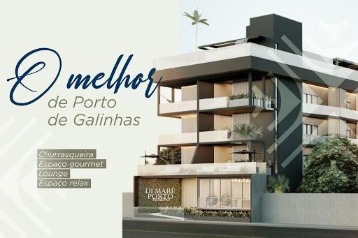 Apartamento com 1 dormitório à venda, 31 m² por R$ 301.920,00 - Porto de Galinhas - Ipojuc - Foto 17