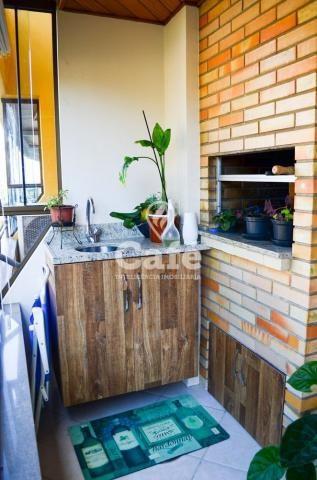 Apartamento à venda com 4 dormitórios em Bonfim, Santa maria cod:1674 - Foto 6